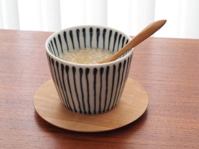 生姜紅茶と甘酒でポカポカに♪
