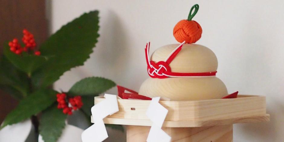 ちょっと早めの冬支度!中川政七商店 鏡餅飾りの予約スタート!