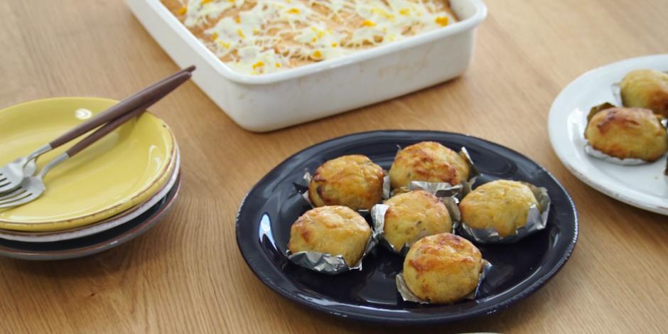 プロキッチンお茶会~スイートポテト&ゆずのパウンドケーキ~