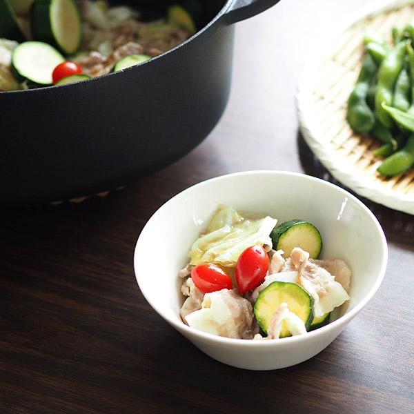 【夏の知恵袋】ル・クルーゼで作る豚肉と野菜のオイル蒸し