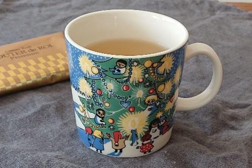 ムーミンでクリスマス準備