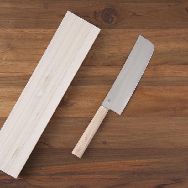 志津刃物 ゆり 菜切型